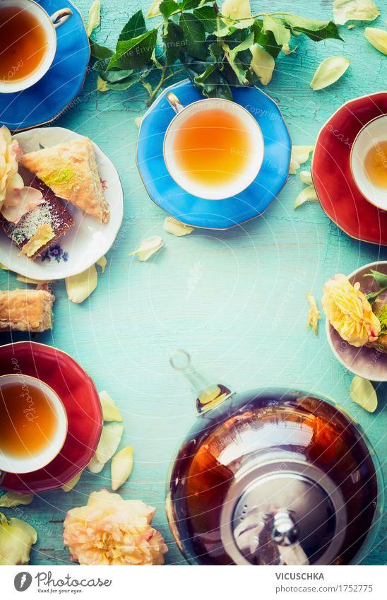 Flower Lifestyle Style Design Living or residing Nutrition Table Beverage Breakfast Restaurant Crockery Cake Dessert Tea Buffet Brunch