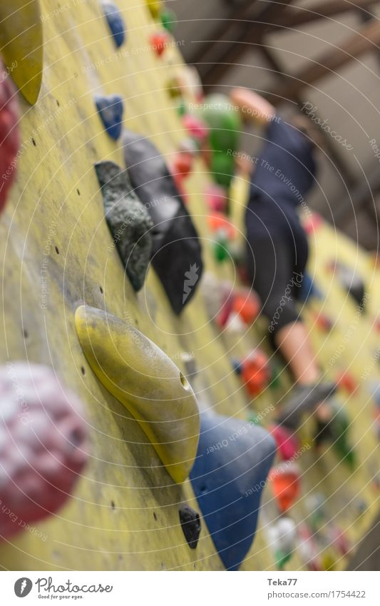Bouldering III Leisure and hobbies Sports Fitness Sports Training Climbing Mountaineering Track and Field Human being Hand Wall (barrier) Wall (building)