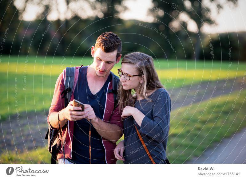 mobile Lifestyle Style Joy Harmonious Cellphone Screen Technology Entertainment electronics Advancement Future High-tech Human being Masculine Feminine