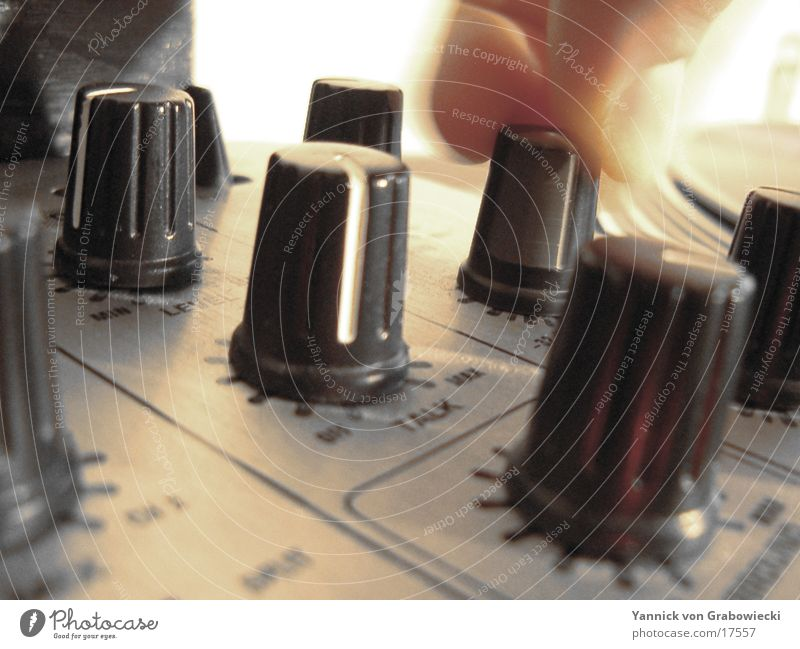 Music Technology Disc jockey Tone Mixing desk Electrical equipment