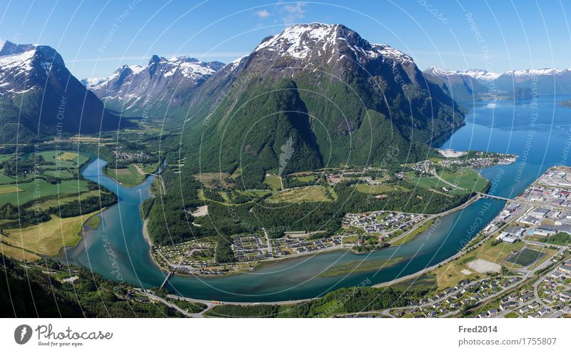 Rampestreken Norge Vacation & Travel Tourism Trip Adventure Far-off places Freedom Expedition Summer Summer vacation Sun Mountain Hiking Norway ramp stretches