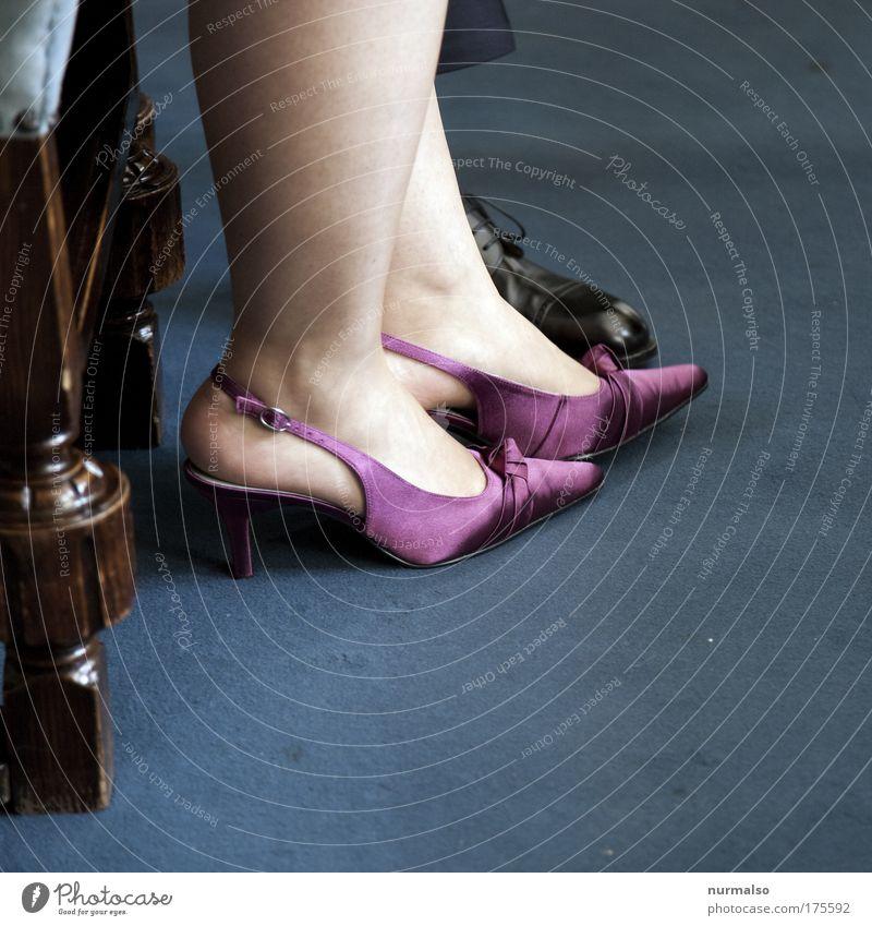 Woman Human being Beautiful Adults Feminine Life Legs Fashion Couple Feet Feasts & Celebrations Footwear Room Sit Skin Wait