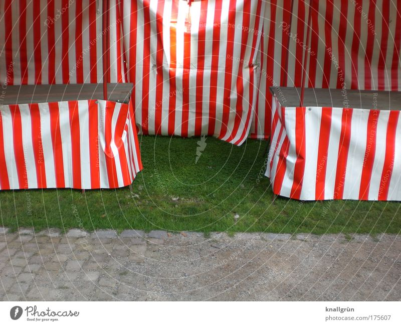 White Green Red Joy Loneliness Gray Feasts & Celebrations Leisure and hobbies Empty Stripe Fairs & Carnivals Striped Sun blind Market stall Reddish white