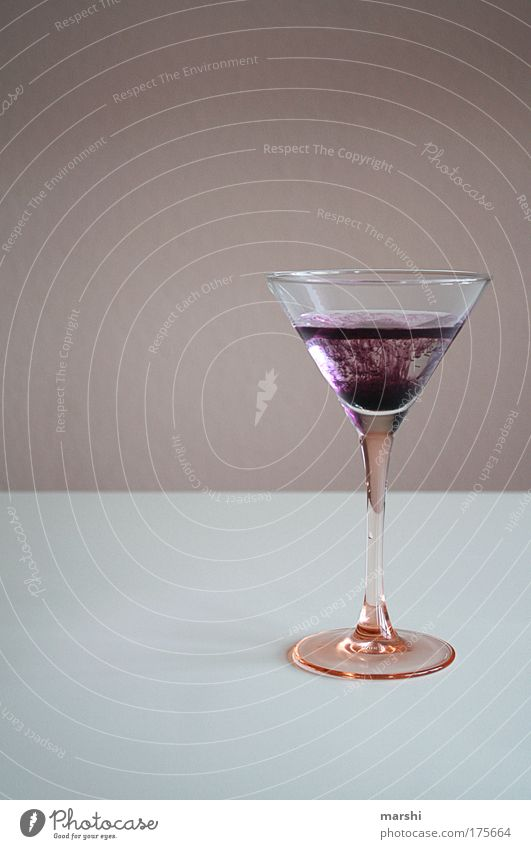 Beautiful Joy Emotions Glass Glass To enjoy Nutrition Threat Beverage Sweet Drinking Violet Delicious Bar Exotic Euphoria