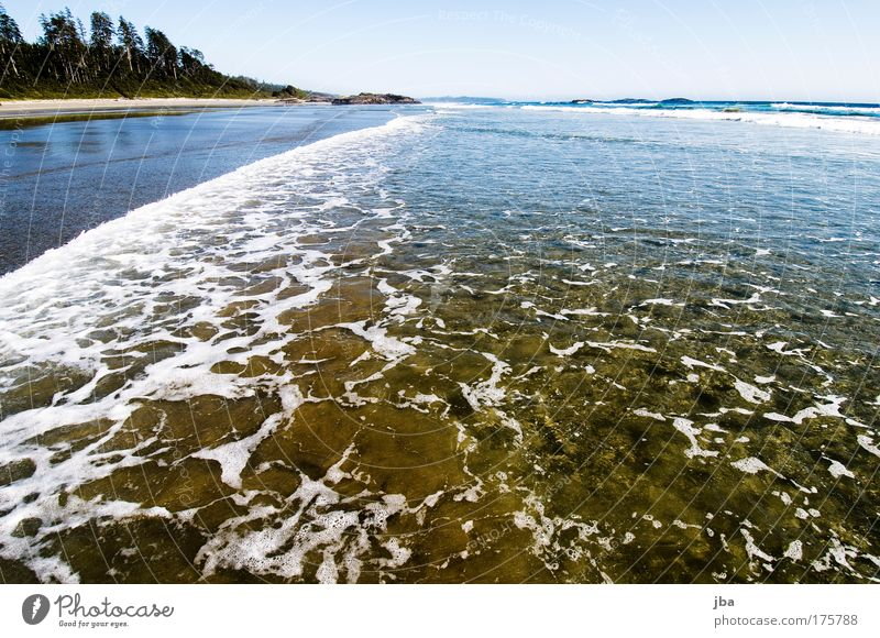 Water Vacation & Travel Ocean Summer Beach Joy Calm Far-off places Relaxation Coast Sand Waves Contentment Island Tourism Beautiful weather