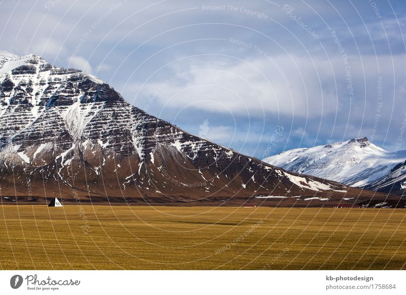 Impressive volcanic landscape, Iceland Vacation & Travel Tourism Adventure Far-off places Winter Mountain Hiking Hill Snæfellsnes volcano island volcanoes west