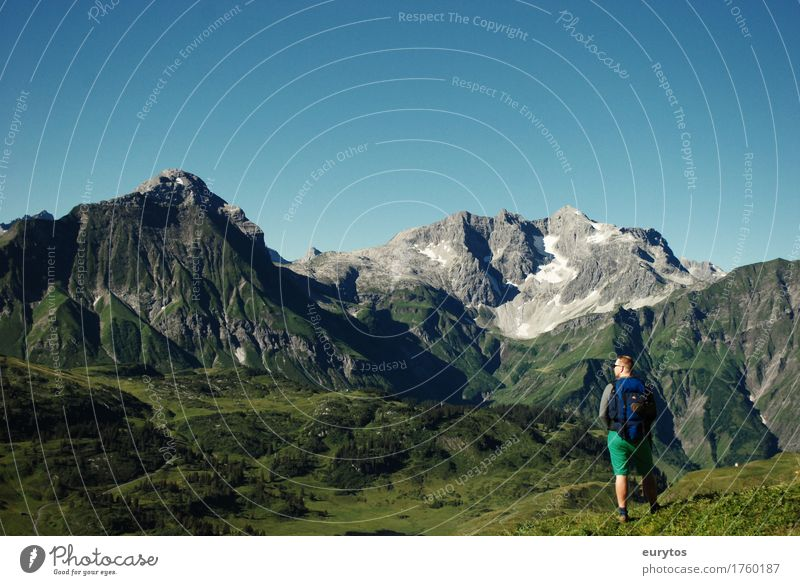 mountain farmer's bouam Wellness Life Harmonious Well-being Contentment Senses Relaxation Calm Meditation Tourism Adventure Far-off places Freedom Expedition