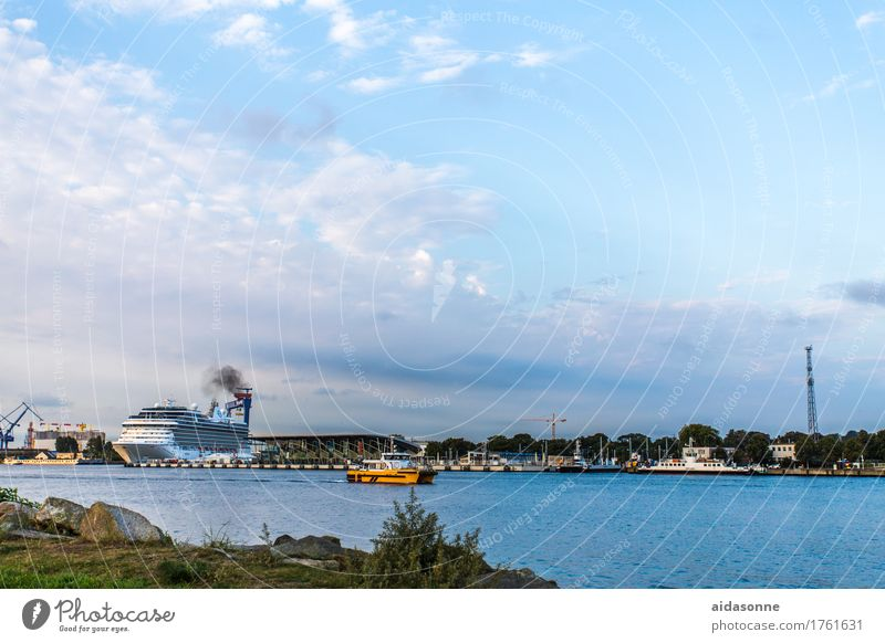 Love Contentment Romance Harbour Enthusiasm Cruise Passenger ship Cruise liner