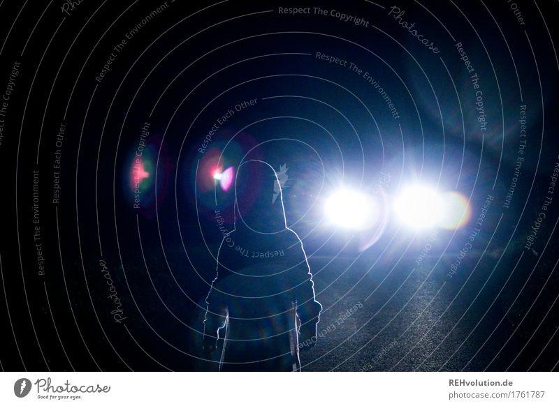 Human being Child Blue Loneliness Dark Black Street Moody Transport Fear Car Infancy Dangerous Speed Threat Fear of death