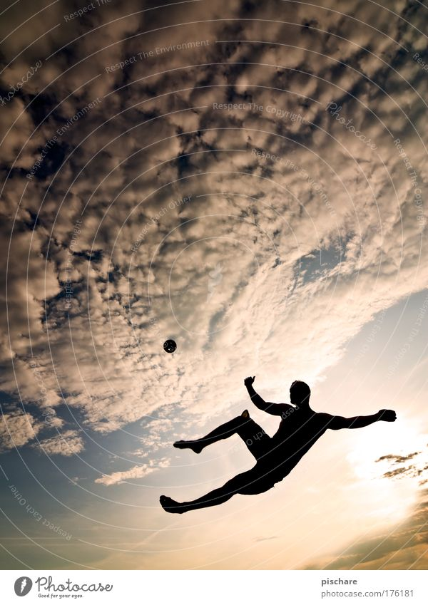 Sepak Takraw I Joy Playing Freedom Sports Ball sports Sky Clouds Movement Jump Athletic Planksee Sunset pischarean Tread Action Silhouette Back-light