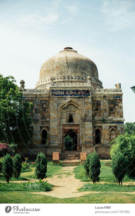 mausoleum Vacation & Travel Tourism Adventure Far-off places Sightseeing City trip Delhi India Manmade structures Building Architecture Tomb Grave Park Garden
