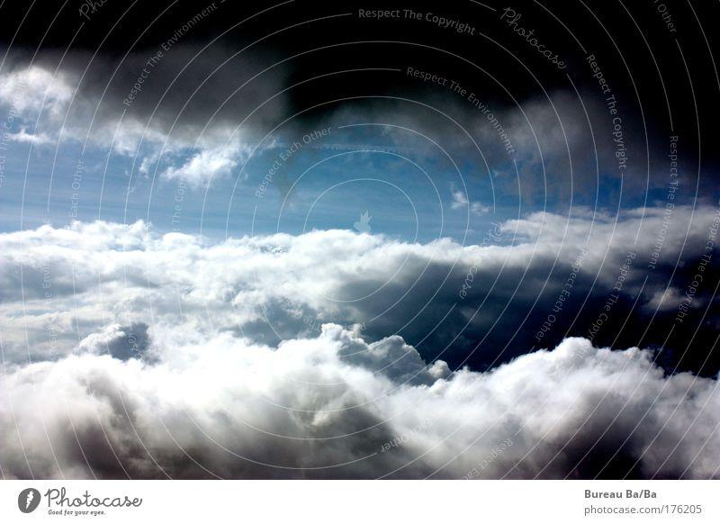 Blue Clouds Air Aviation Joie de vivre (Vitality)