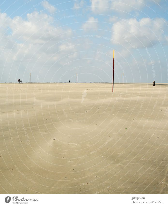 Human being Sky Sun Ocean Summer Joy Beach Vacation & Travel Clouds Relaxation Sand Landscape Contentment Coast Trip