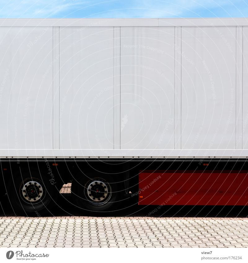Sky White Red Street Bright Metal Energy Transport Fresh Industry Modern Arrangement Logistics Authentic Simple Good