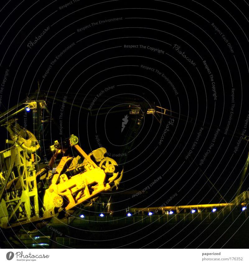 Old Joy Black Yellow Feasts & Celebrations Dance Happiness Illuminate Historic Past Joie de vivre (Vitality) Machinery Surrealism Coal Music festival Enthusiasm