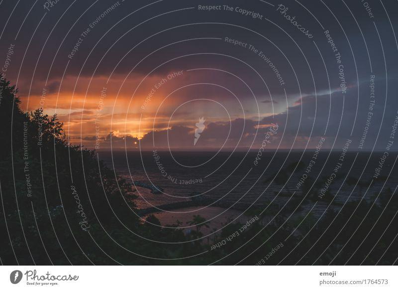 Sky Nature Landscape Ocean Environment Natural Baltic Sea Kitsch