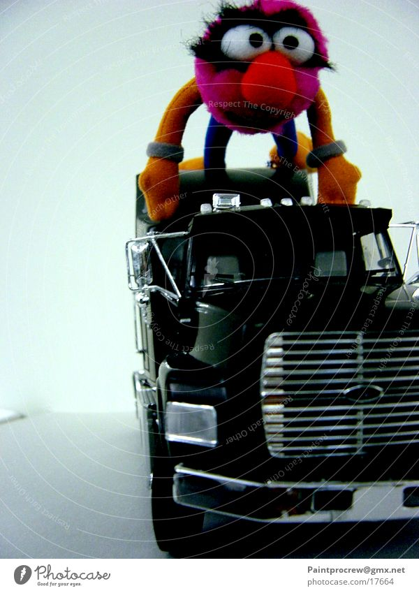 truck and play Truck Style Doll construction kit