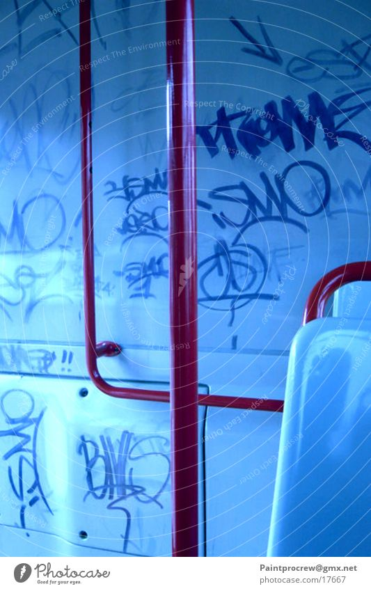 Graffiti Transport Milan