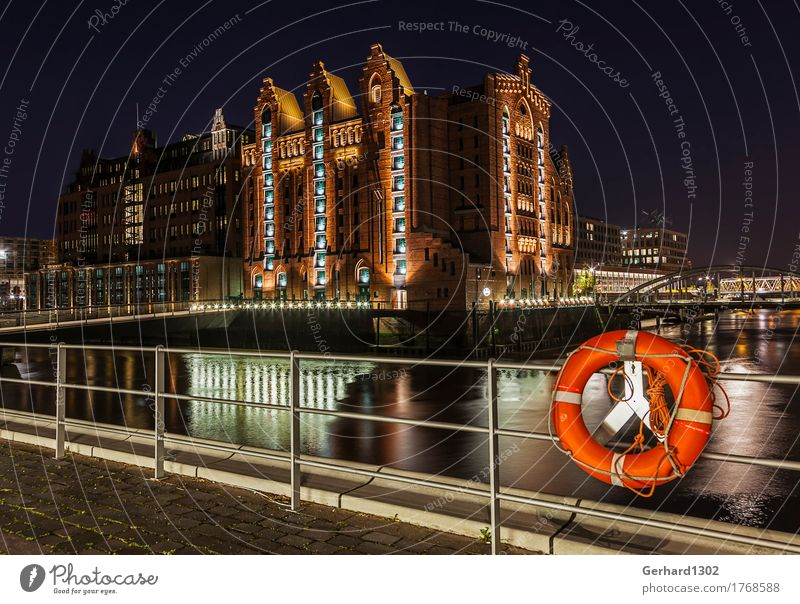 Hamburg International Maritime Museum Speicherstadt Hamburg Tourism Trip Sightseeing City trip Technology Art Exhibition Port City Old town Industrial plant