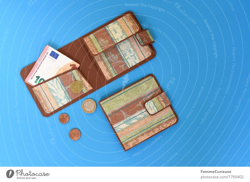 Cash and cash equivalents_ 1769402 Sign Money Euro symbol Poverty Donation Credit Money purse 10 Paying Retirement Coin Home-made Creativity Neutral Background