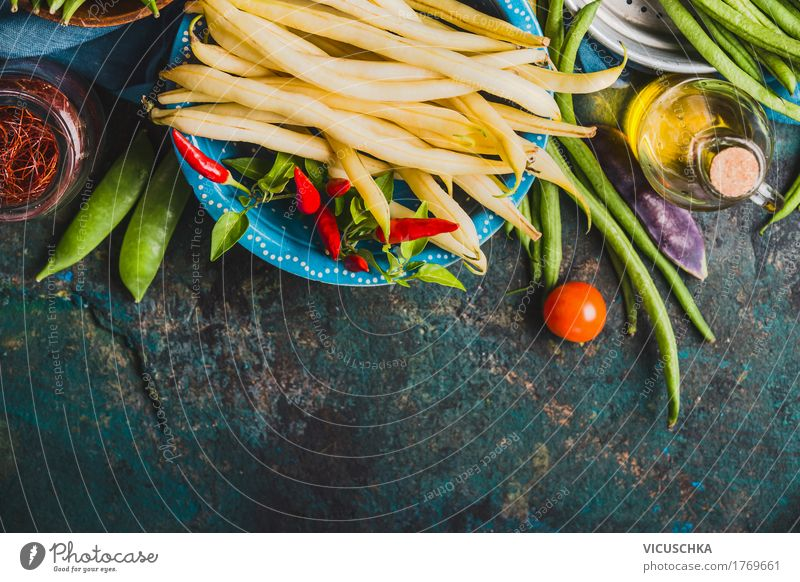 Healthy Eating Food photograph Eating Life Style Food Design Nutrition Table Herbs and spices Kitchen Vegetable Organic produce Crockery Vegetarian diet Diet