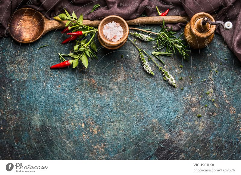 Healthy Eating Dish Food photograph Life Background picture Style Design Nutrition Herbs and spices Kitchen Organic produce Restaurant Crockery Dinner