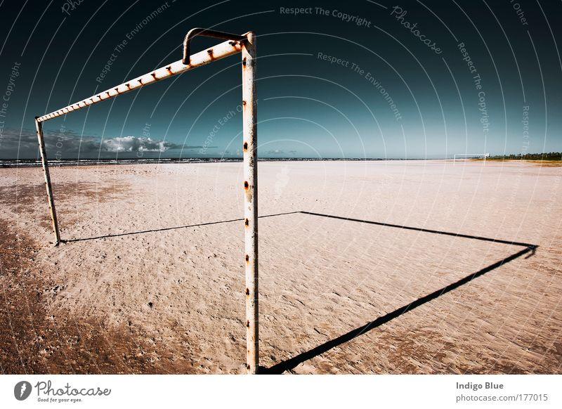 Goal Sky Nature Blue Beautiful Vacation & Travel Sun Summer Ocean Beach Relaxation Landscape Sports Sand Coast Horizon Soccer