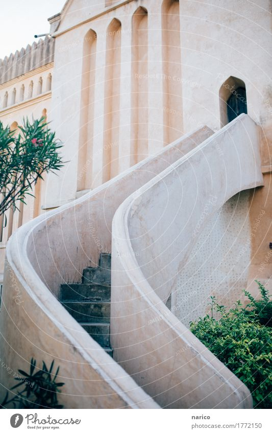 Architecture Wall (building) Building Wall (barrier) Stairs Church Large Manmade structures Tourist Attraction Old town Dome Town