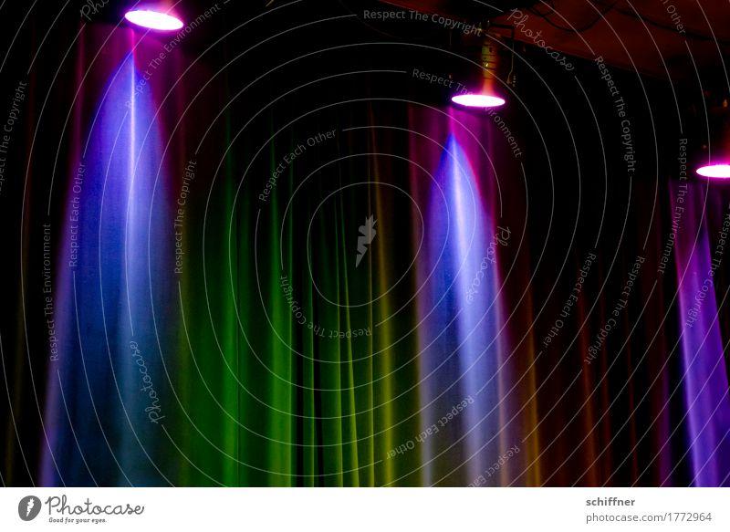 timbre | purple rain Art Stage Event Music Concert Dark Violet Drape Brocade Shows Floodlight Car headlights Light Flare Beam of light Lighting effect Lamp