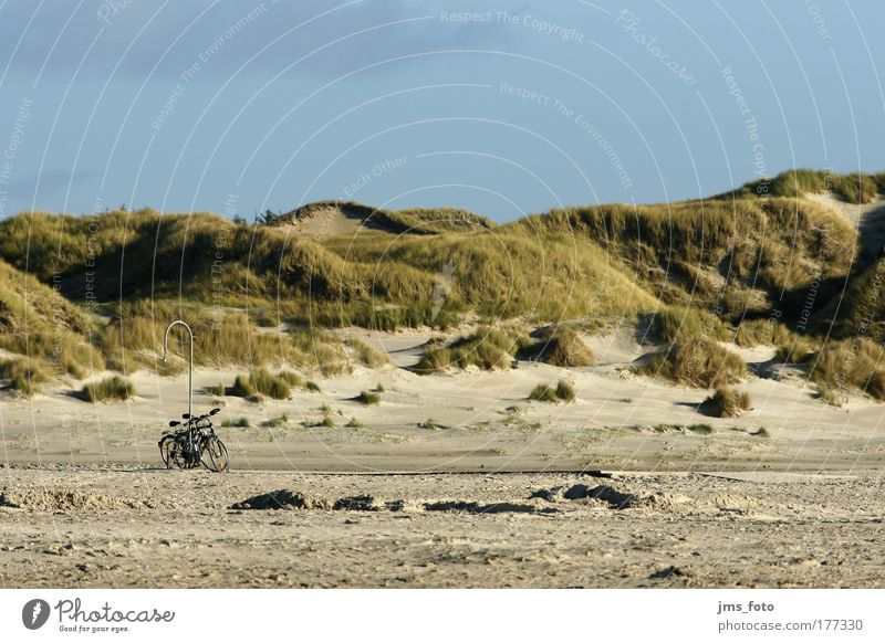Vacation & Travel Beach Far-off places Landscape Leisure and hobbies Island Driving Hill Amrum