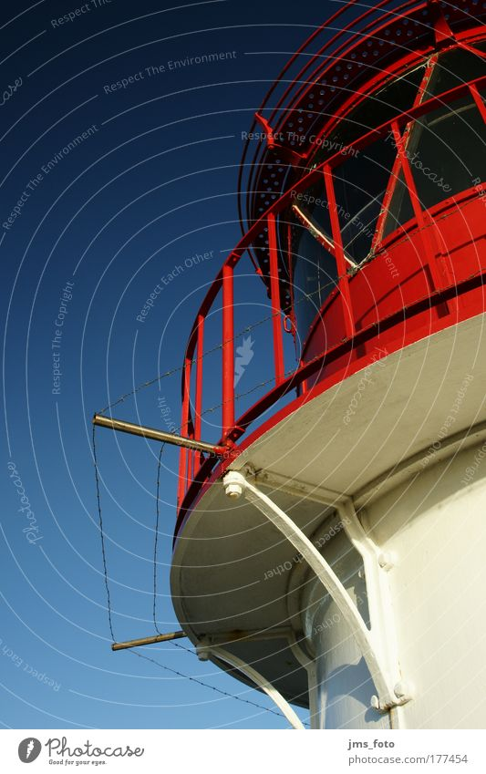 Coast Perspective Island Target Tower Protection Trust Navigation Lighthouse Orientation Tourist Attraction Amrum