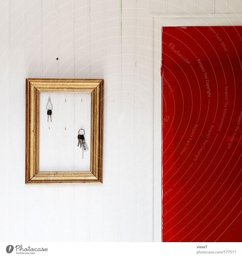 Wood Line Room Decoration Interior design Living room Key Frame Picture frame Arrange