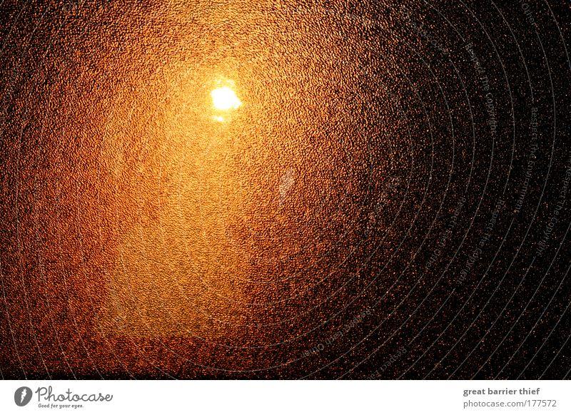 Sun Summer Yellow Window Brown Stars Glass Gold Hope Universe Abstract