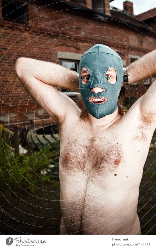 Human being Beautiful Hair and hairstyles Funny Skin Masculine Esthetic Crazy Mask Hot Chest Strong Facial hair Brunette Trashy Hip & trendy