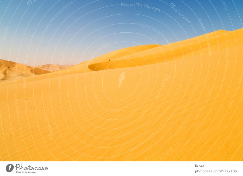 the empty quarter and outdoor Sky Nature Vacation & Travel Summer Beautiful White Sun Landscape Loneliness Black Yellow Gray Stone Sand Rock Tourism