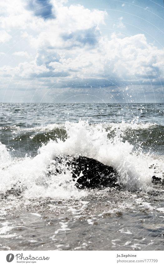 Sky Nature Water Summer Ocean Clouds Environment Horizon Weather Waves Power Wild Energy Wet Elements Baltic Sea