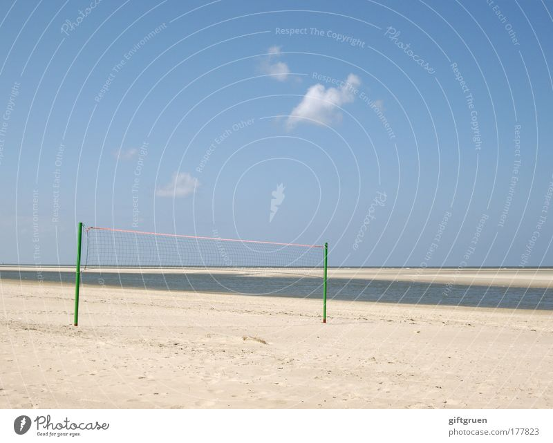 Sky Vacation & Travel Sun Ocean Summer Beach Joy Loneliness Sports Playing Freedom Coast Leisure and hobbies Island Ball Net