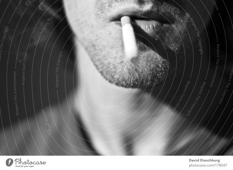 Human being Man Youth (Young adults) Adults Face Hair and hairstyles Head Young man 18 - 30 years Skin Mouth Masculine Smoking Lips To enjoy Smoke