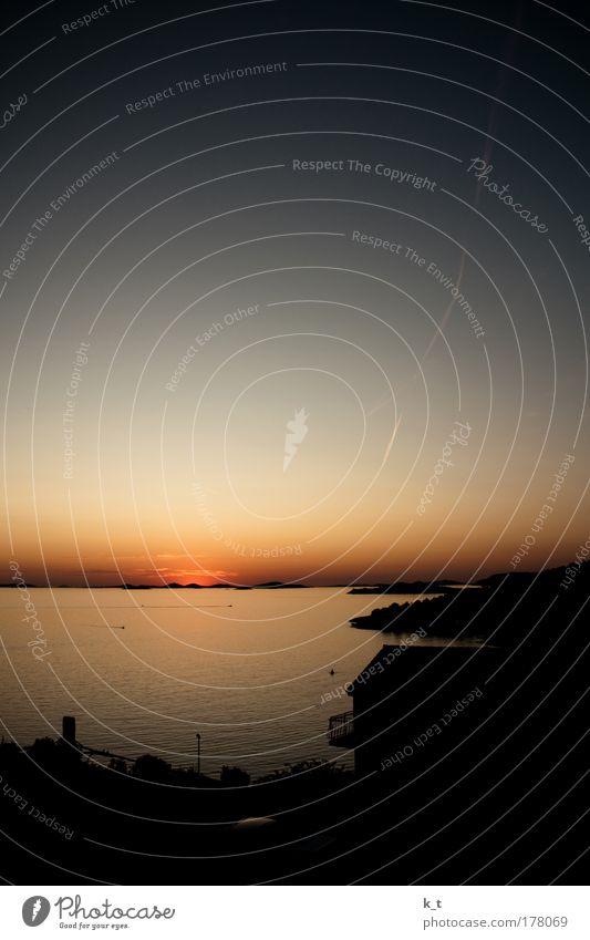 Sun Ocean Summer Calm Yellow Relaxation Freedom Gray Warmth Contentment Moody Coast Gold Horizon Europe Esthetic
