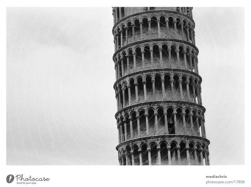 Leaning Tower of Pisa Campanile Italy Europe PISA study