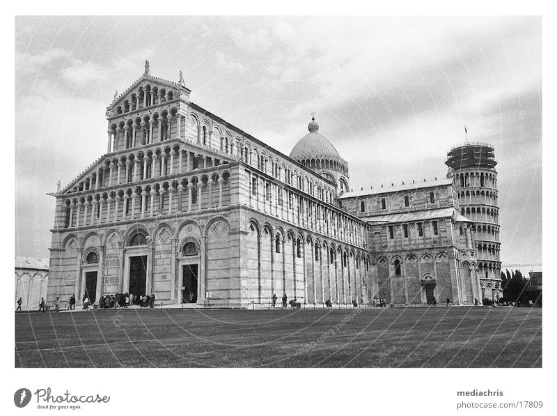 Europe Italy Tuscany Dome PISA study Campanile
