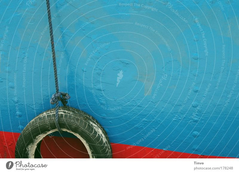 Blue Watercraft Rope Harbour Longing Navigation Wanderlust Ferry Cruise Maritime Tire Paints and varnish Drop anchor Steamer Fender Car tire