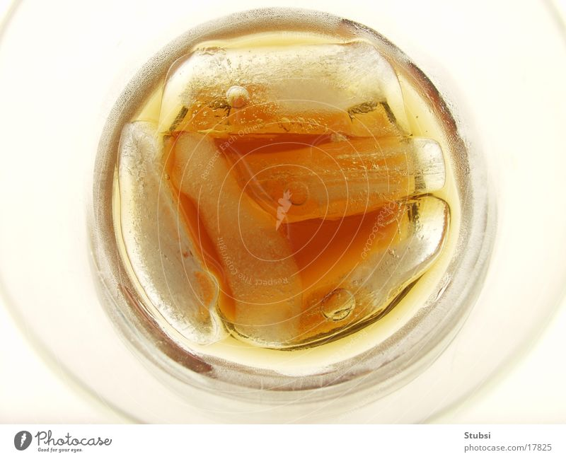 Alcoholic drinks Cola Ice cube