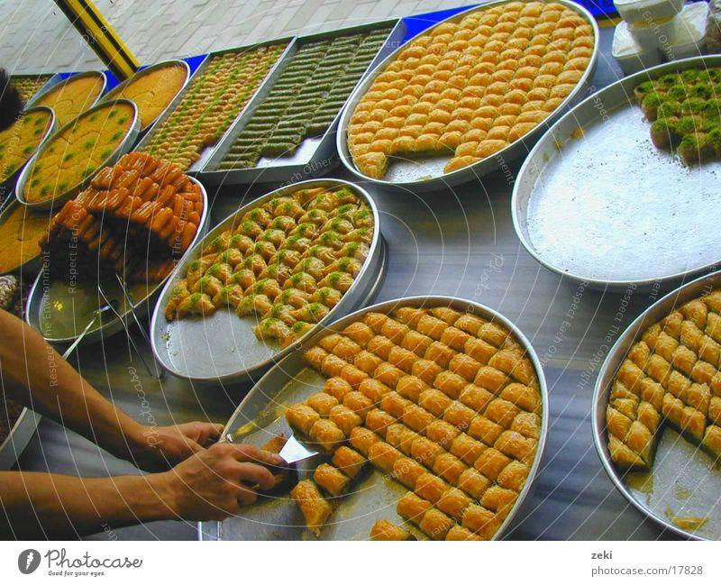 baklava Baklava Sweet Turkey Yellow Healthy Nutrition adapazari Islamoglu
