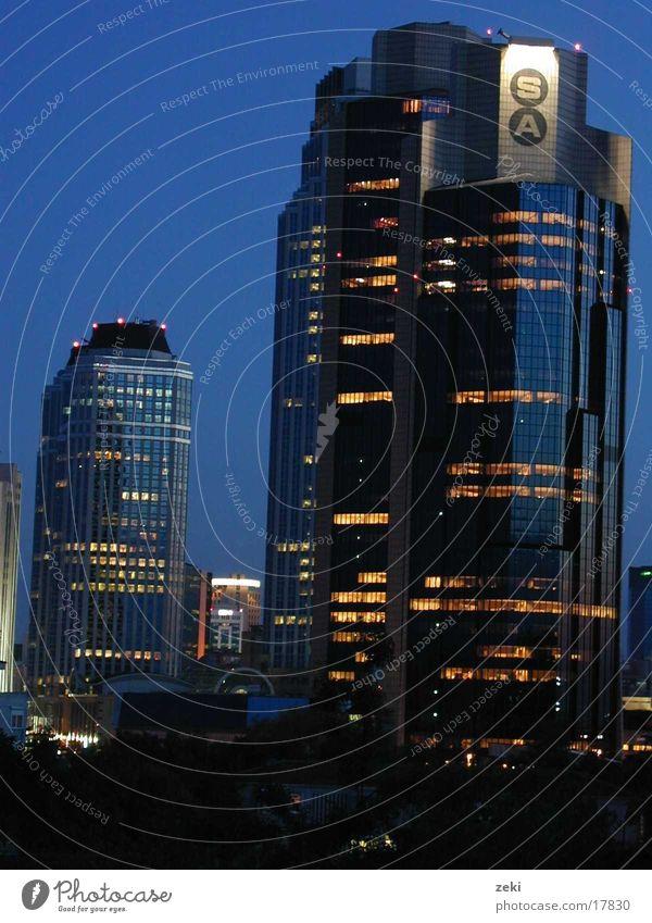 istanbul2-yenilevent-gece Turkey High-rise Night Architecture istanbul-yenilevent-gece Blue