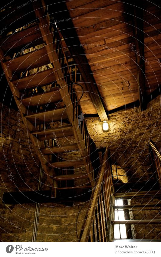 Wood & Stone Ruin Manmade structures Wall (barrier) Wall (building) Window Moody Warm-heartedness Authentic Stairs Staircase (Hallway) Lamp Wooden floor Stony