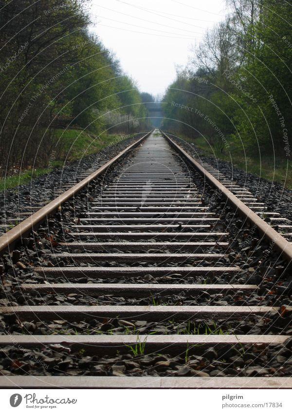Transport Railroad Speed Railroad tracks Traffic infrastructure