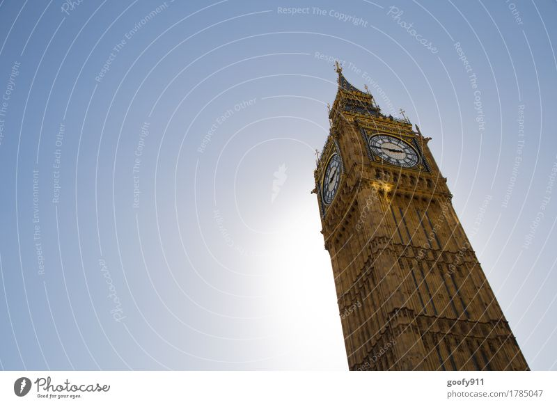 Big Ben Elegant Architecture London England Europe Town Capital city Downtown Skyline Populated Palace Tower Manmade structures Building Facade