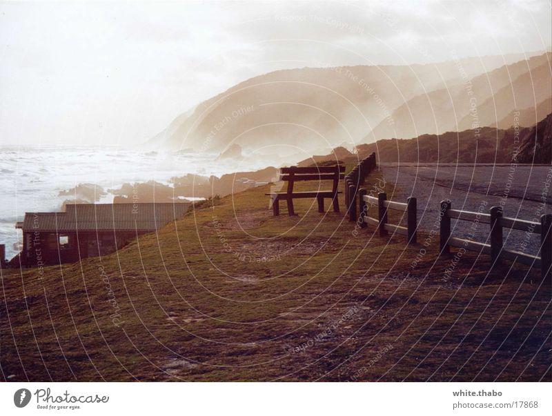 Ocean Fog Surf