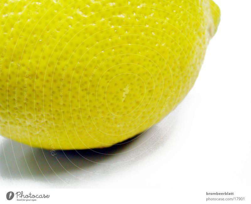lemon Lemon Yellow Things Close-up Detail Fruit